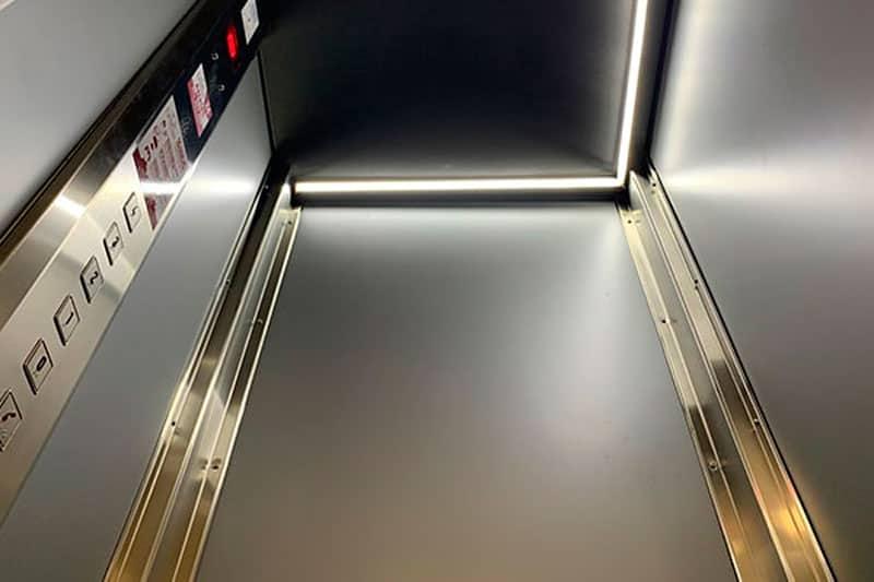 ascensores sin cuarto de máquinas